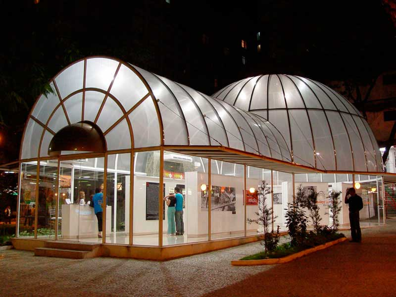 Espaço das Artes Zélia Arbex