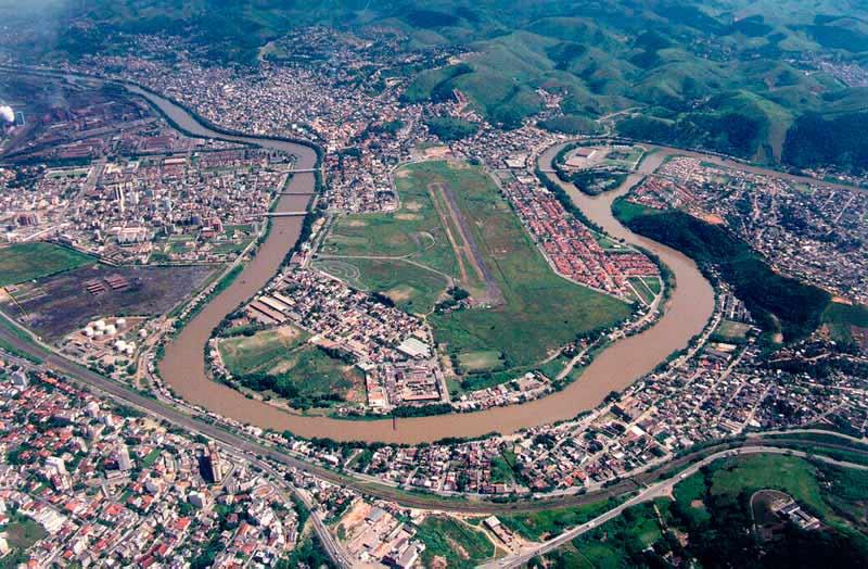 Curva do Rio Paraíba (Barreira Cravo)
